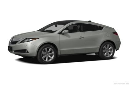 Edmunds.com 2010 Acura ZDX Overview
