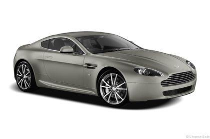 Edmunds.com 2010 Aston Martin V8 Vantage Overview