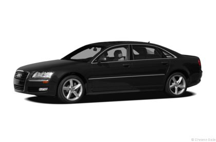 Edmunds.com 2010 Audi A8 Overview