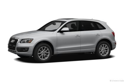 Edmunds.com 2010 Audi Q5 Overview