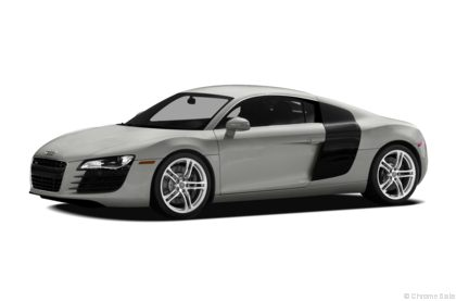 Edmunds.com 2010 Audi R8 Overview