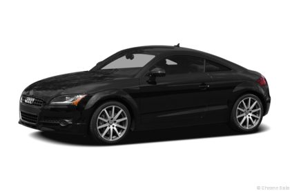 Edmunds.com 2010 Audi TT Overview