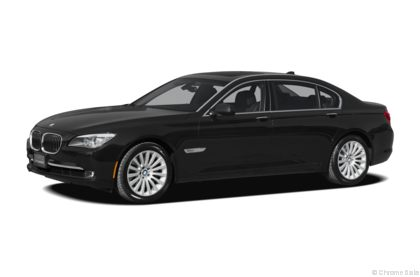 Edmunds.com 2010 BMW 7 Series Overview