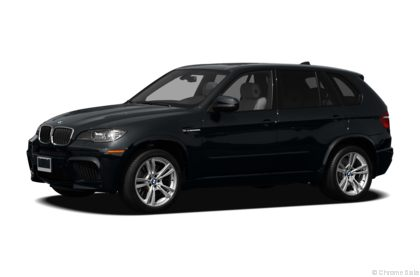 Edmunds.com 2010 BMW X5 M Overview