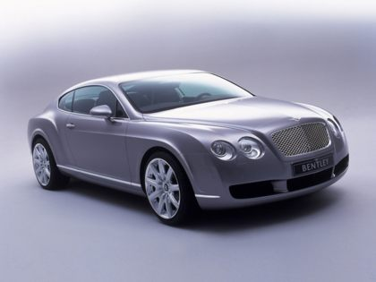 Edmunds.com 2010 Bentley Continental GT Overview