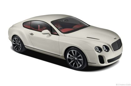 Edmunds.com 2010 Bentley Continental Supersports Overview