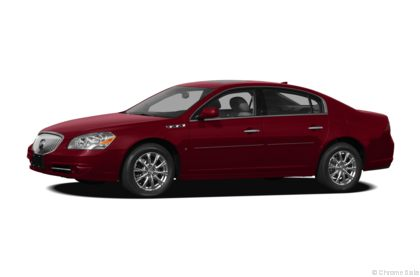 Kelley Blue Book &reg; - 2010 Buick Lucerne Overview