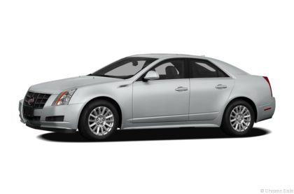 Edmunds.com 2010 Cadillac CTS Overview