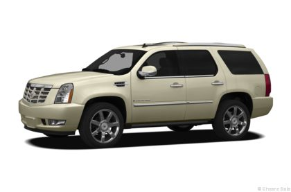 Kelley Blue Book &reg; - 2010 Cadillac Escalade Overview