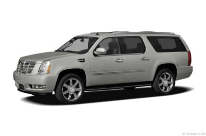Edmunds.com 2010 Cadillac Escalade ESV Overview