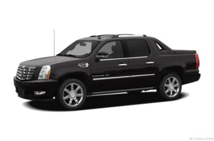 Edmunds.com 2010 Cadillac Escalade EXT Overview