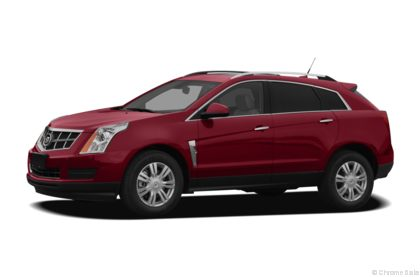 Edmunds.com 2011 Cadillac SRX Overview