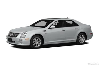 Kelley Blue Book &reg; - 2010 Cadillac STS Overview