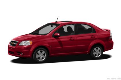 Kelley Blue Book ® - 2010 Chevrolet Aveo Overview