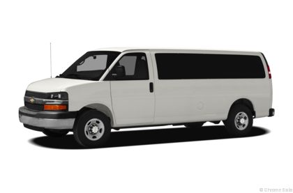 Edmunds.com 2010 Chevrolet Express Cargo Overview
