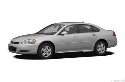 Kelley Blue Book ® - 2010 Chevrolet Impala Overview