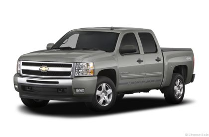 Edmunds.com 2010 Chevrolet Silverado 1500 Hybrid Overview