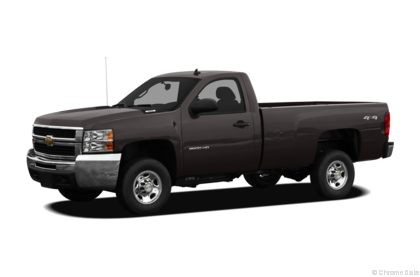 Edmunds.com 2010 Chevrolet Silverado 2500HD Overview