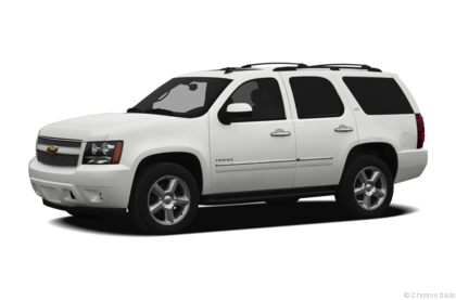 Edmunds.com 2010 Chevrolet Tahoe Overview