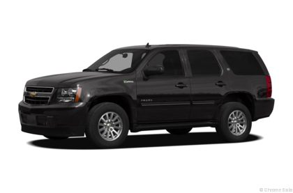 Edmunds.com 2010 Chevrolet Tahoe Hybrid Overview