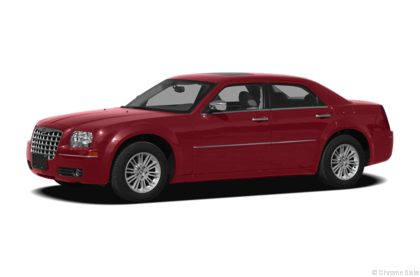 Edmunds.com 2010 Chrysler 300 Overview