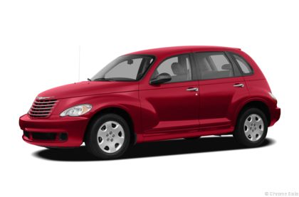 Edmunds.com 2010 Chrysler PT Cruiser Overview