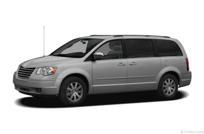 Edmunds.com 2010 Chrysler Town and Country Overview