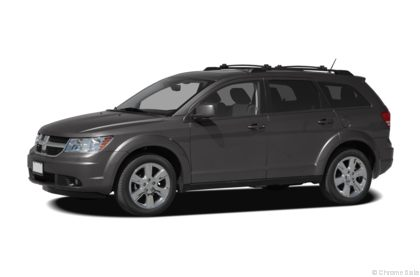 Kelley Blue Book ® - 2010 Dodge Journey Overview