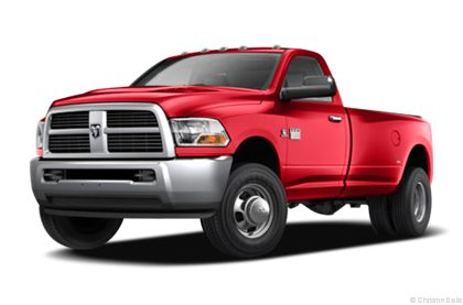 Edmunds.com 2010 Dodge Ram Pickup 3500 Overview