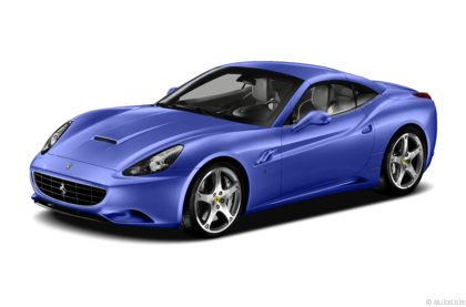 Edmunds.com 2010 Ferrari California Overview