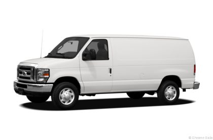 Edmunds.com 2010 Ford E-Series Van Overview