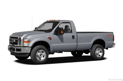 Edmunds.com 2010 Ford F-350 Super Duty Overview