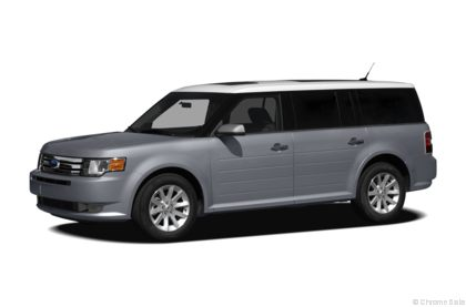 Kelley Blue Book ® - 2010 Ford Flex Overview