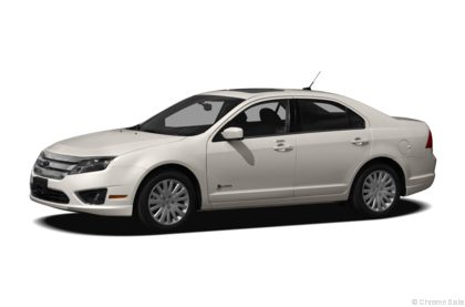 Edmunds.com 2010 Ford Fusion Hybrid Overview