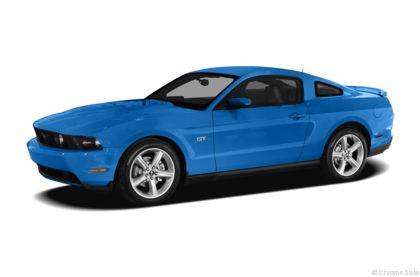 Kelley Blue Book ® - 2010 Ford Mustang Overview