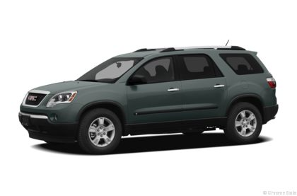Edmunds.com 2010 GMC Acadia Overview