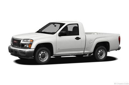 Edmunds.com 2010 GMC Canyon Overview