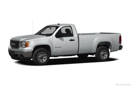 Edmunds.com 2010 GMC Sierra 1500 Overview