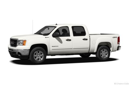 Edmunds.com 2010 GMC Sierra 1500 Hybrid Overview