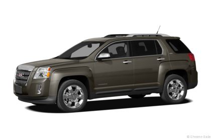 Edmunds.com 2010 GMC Terrain Overview