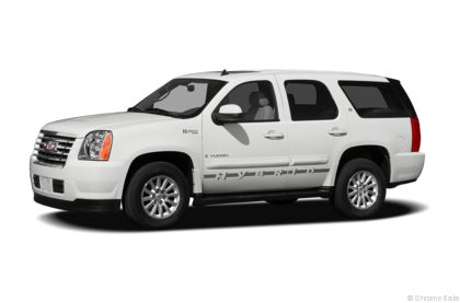 Edmunds.com 2010 GMC Yukon Hybrid Overview