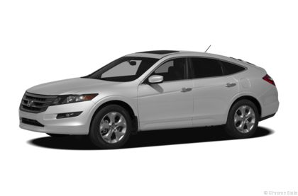 Edmunds.com 2010 Honda Accord Crosstour Overview