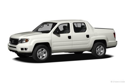 Edmunds.com 2010 Honda Ridgeline Overview