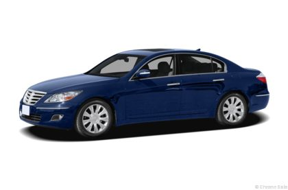 Edmunds.com 2010 Hyundai Genesis Overview