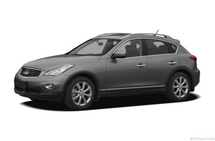 Edmunds.com 2010 Infiniti EX35 Overview