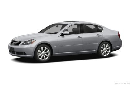 Edmunds.com 2010 Infiniti M45 Overview