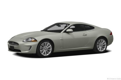 Edmunds.com 2010 Jaguar XK Overview