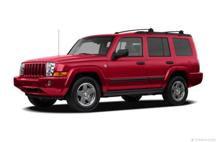 Edmunds.com 2010 Jeep Commander Overview