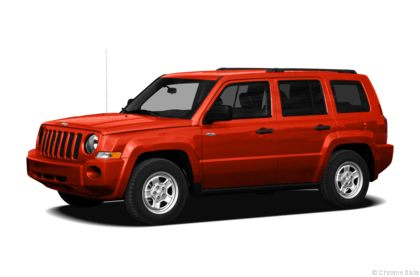 Kelley Blue Book &reg; - 2010 Jeep Patriot Overview