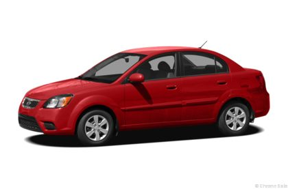 Edmunds.com 2010 Kia Rio Overview